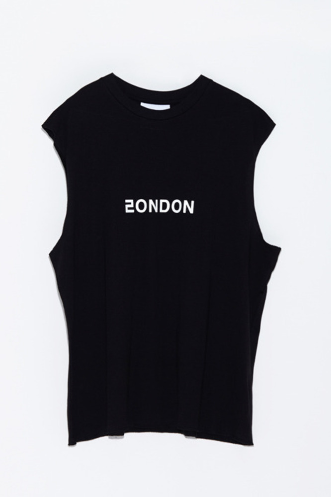 LOVE CITY LONDON SLEEVELESS