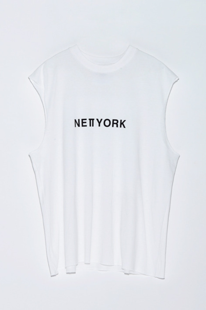 LOVE CITY NEWYORK SLEEVELESS